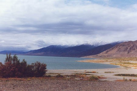 Approaching Storm, Walker Lake, NV